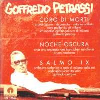 Petrassi: Coro di morti, Noche oscura & Psalm IX (Live)