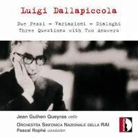 Luigi Dallapiccola - Orchestral Music