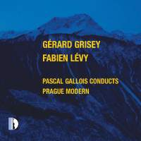 Fabien Lévy: Querwüchsig & Small Treatise of Love and Geometry - Grisey: Vortex temporum