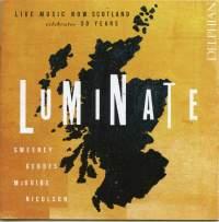 Luminate - Live Music Now Scotland celebrates 30 years