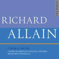 Richard Allain: Choral Music