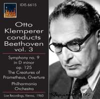 Otto Klemperer conducts Beethoven Volume 3