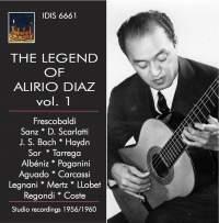 The Legend of Alirio Diaz Vol.1 Recordings 1956/60