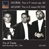 Dvořák & Mozart: Piano Trios