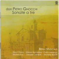 Gnocchi: Sonata a tre