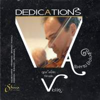 Dedications - New Works for Solo Violin