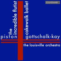 Two American Ballets: Piston, Gottschalk-Kay