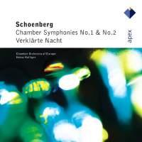 Schoenberg: Chamber Symphonies Nos. 1 & 2 and Verklärte Nacht