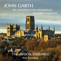 John Garth - Six Cello Concertos