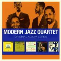 The Modern Jazz Quartet - Original Album Series