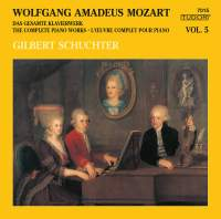 Mozart: The Complete Piano Works, Vol. 5