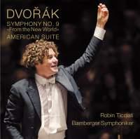 Dvorak: Symphony No. 9 & American Suite