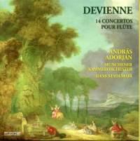 Devienne: Concertos pour flûte (complete)