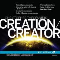 Theofanidis: Creation/Creator
