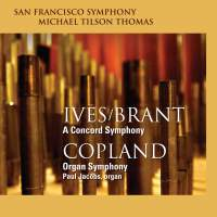 Michael Tilson Thomas conducts Ives & Copland