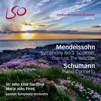 Sir John Eliot Gardiner conducts Mendelssohn & Schumann