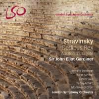 Stravinsky: Oedipus Rex & Apollon Musagète