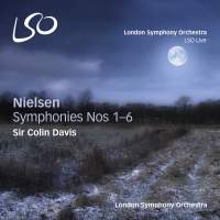 Nielsen: Symphonies Nos. 1-6 (complete)