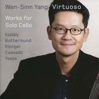 Wen-Sinn Yang - Virtuoso