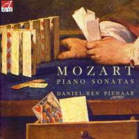 Mozart: Piano Sonatas 1-18 (complete)