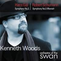 Hans Gál & Schumann: Symphony No. 3
