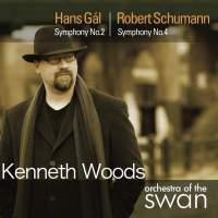 Hans Gal: Symphony No. 2 & Schumann: Symphony No. 4