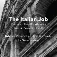 The Italian Job: Baroque Instrumental Music from the Italian States