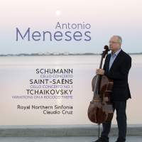 Saint-Saens, Schumann & Tchaikovsky: Works for Cello & Orchestra