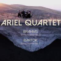 Brahms: String Quartet No. 2 & Bartók: String Quartet No. 1