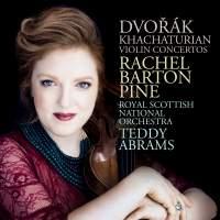Dvorák & Khachaturian: Violin Concertos
