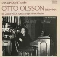 Otto Olsson: Organ Works