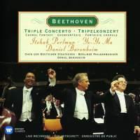 Beethoven: Triple Concerto & C