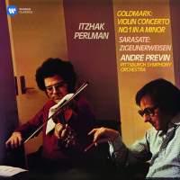 Goldmark: Violin Concerto & Sarasate: Zigeunerweisen