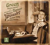 Green - Melodies françaises on Verlaine's poems