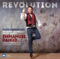 Revolution: Flute Concertos