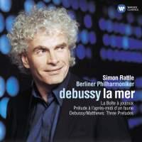 Debussy: La Mer & Piano Preludes transcribed for orchestra