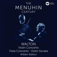 Walton: Violin Concerto, Viola Concerto & Violin Sonata