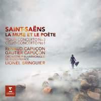 Cello Concerto No. 1&#x3B; Violin Concerto No. 3&#x3B; La Muse et le Poète