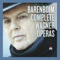 Barenboim's Complete Wagner Operas (34 CD)