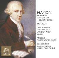 Haydn: Nelson Mass and Te Deum