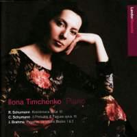 Ilona Timchenko plays Schumann & Brahms