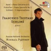 Ravel: Piano Concerto in G major, etc.