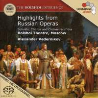 Highlights from Russian Opera - Volume 1