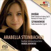 Dvorák & Szymanowski - Violin Concertos