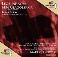 Janacek: Glagolitic Mass & Taras Bulba