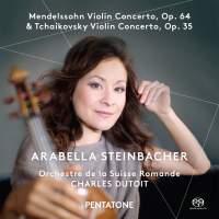Mendelssohn & Tchaikovsky: Violin Concertos