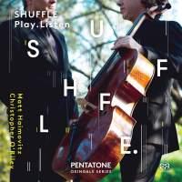 Shuffle. Play. Listen.