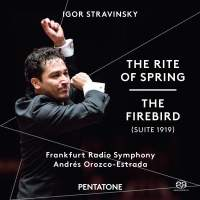 Stravinsky: The Rite of Spring & The Firebird (Suite 1919)