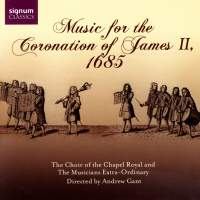Music at the Coronation of King James II, 1685