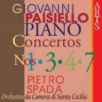 Paisiello: Piano Concerto No. 1 in C Major, etc.